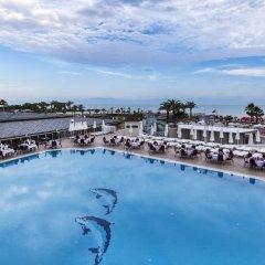 Отель Throne Seagate Belek Богазкент бассейн фото 3