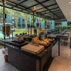 Отель Theatre Residence Таиланд, Бангкок - 1 отзыв об отеле, цены и фото номеров - забронировать отель Theatre Residence онлайн питание фото 3