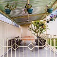 Гостиница Авиатор балкон