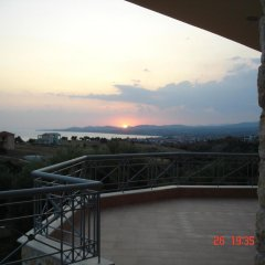 Отель Sofia Luxury Maisonettes Ситония балкон