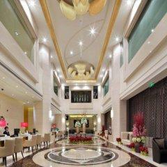 Windsor Park Hotel Kunshan интерьер отеля