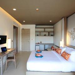 Отель Proud Phuket 4* Стандартный номер с различными типами кроватей фото 8