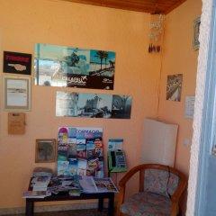 Отель Hostal Lleida интерьер отеля