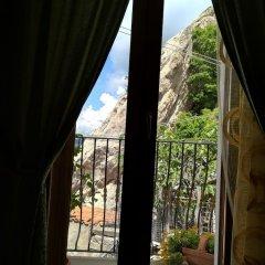 Отель B&B L'Arabatana Кастельмеццано балкон