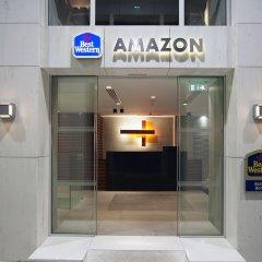 Отель Best Western Amazon Hotel Греция, Афины - 3 отзыва об отеле, цены и фото номеров - забронировать отель Best Western Amazon Hotel онлайн