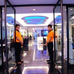 Отель Pratunam Pavilion Бангкок фитнесс-зал фото 2