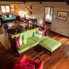 Отель The St Regis Bora Bora Resort спа