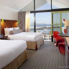Отель Dream Inn Santa Cruz США, Санта-Крус - отзывы, цены и фото номеров - забронировать отель Dream Inn Santa Cruz онлайн комната для гостей фото 4