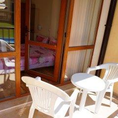 Отель Oasis Beach Resort Kamchia Болгария, Варна - отзывы, цены и фото номеров - забронировать отель Oasis Beach Resort Kamchia онлайн балкон