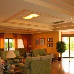 Отель AR Galetamar Испания, Кальпе - отзывы, цены и фото номеров - забронировать отель AR Galetamar онлайн интерьер отеля