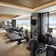 Отель Crowne Plaza New Delhi Mayur Vihar Noida фитнесс-зал