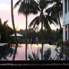 Отель Riverside Garden Villas бассейн