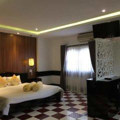 Отель Hai Yen Hotel Вьетнам, Хойан - отзывы, цены и фото номеров - забронировать отель Hai Yen Hotel онлайн комната для гостей фото 3