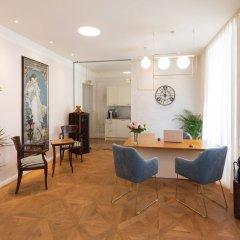 Отель SeNo 6 Apartments Чехия, Прага - отзывы, цены и фото номеров - забронировать отель SeNo 6 Apartments онлайн интерьер отеля