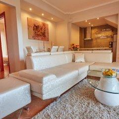 Отель Kassandra Village Resort Греция, Пефкохори - отзывы, цены и фото номеров - забронировать отель Kassandra Village Resort онлайн комната для гостей фото 4