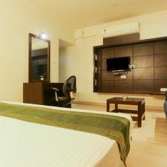 Hotel Natraj комната для гостей