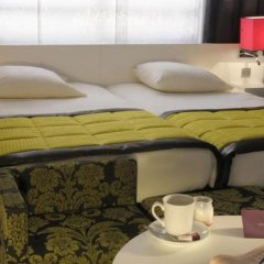 Отель Mercure Nice Promenade Des Anglais 4* Стандартный номер с различными типами кроватей фото 16