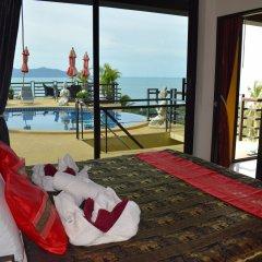 Отель Naamtao Villa Resort Самуи комната для гостей фото 2