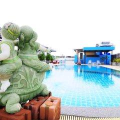 Hawaii Patong Hotel бассейн фото 3