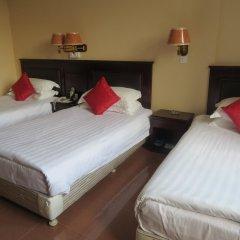 Отель Guangdong Youth Hostel Китай, Гуанчжоу - отзывы, цены и фото номеров - забронировать отель Guangdong Youth Hostel онлайн комната для гостей фото 3