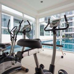 Отель Rang Hill Residence фитнесс-зал