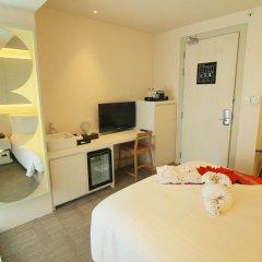 Отель Aspira Hiptique Sukhumvit 13 комната для гостей фото 3