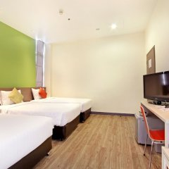 Отель D Varee Xpress Makkasan Таиланд, Бангкок - 1 отзыв об отеле, цены и фото номеров - забронировать отель D Varee Xpress Makkasan онлайн фото 12