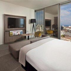 Отель The Level At Melia Barcelona Sky комната для гостей фото 5
