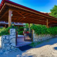Hotel Villa Önemli Сиде фото 8