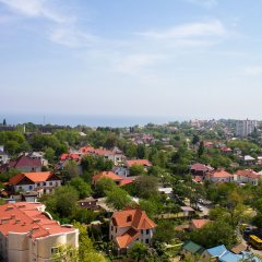 Гостиница Мирный курорт Одесса балкон