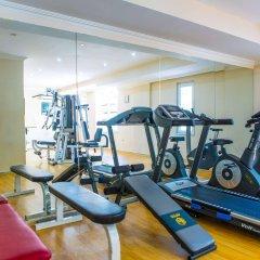 Kahya Hotel – All Inclusive фитнесс-зал фото 2