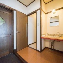 Отель Kannawa YUNOKA Япония, Беппу - отзывы, цены и фото номеров - забронировать отель Kannawa YUNOKA онлайн ванная