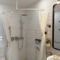 Отель San Miguel de Txorierri Испания, Дерио - отзывы, цены и фото номеров - забронировать отель San Miguel de Txorierri онлайн ванная