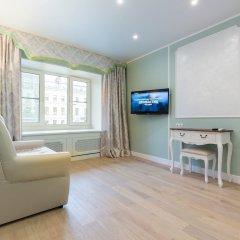 Апартаменты Feelathome на Невском комната для гостей фото 15