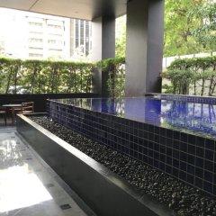 Отель Tc Contel @ Ekkamai Бангкок бассейн фото 3