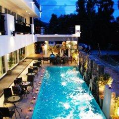 Отель Amin Resort спортивное сооружение