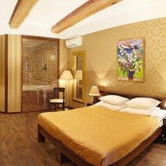 Бутик-Отель Росси 4* Стандартный номер двуспальная кровать фото 15