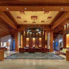 Отель Katathani Phuket Beach Resort интерьер отеля