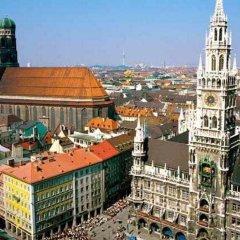 Отель Courtyard by Marriott Munich City Center фото 3