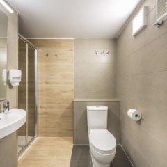 Отель Be Flats Turia Испания, Чиривелья - отзывы, цены и фото номеров - забронировать отель Be Flats Turia онлайн ванная фото 2