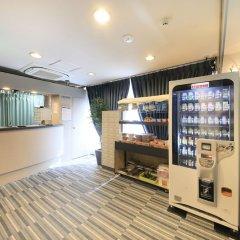 Отель Capsule and Sauna Century Япония, Токио - отзывы, цены и фото номеров - забронировать отель Capsule and Sauna Century онлайн питание
