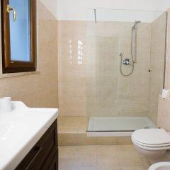 Отель GIAMBELLINO Милан ванная