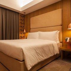 Oasia Hotel Downtown Singapore комната для гостей