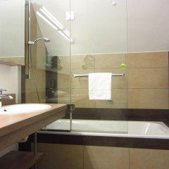 Отель Boutiquehotel Stadthalle Вена ванная