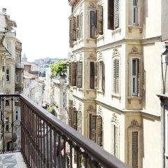 Отель Galatasaray Flats Стамбул балкон