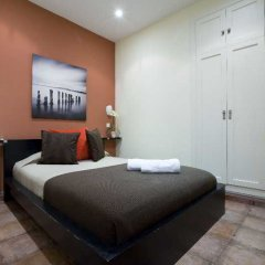 Отель Apartamentos Tirso De Molina комната для гостей