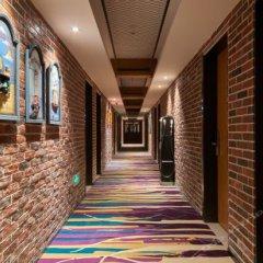 Отель Aizhu Boutique Theme Hotel Китай, Сямынь - отзывы, цены и фото номеров - забронировать отель Aizhu Boutique Theme Hotel онлайн интерьер отеля фото 3