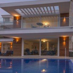 Отель Villa Tuna by Akdenizvillam Патара бассейн фото 2