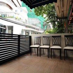 Sukhumvit 20 Hotel Бангкок балкон