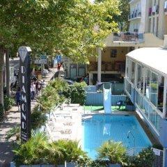 Отель Diamond Италия, Римини - отзывы, цены и фото номеров - забронировать отель Diamond онлайн фото 2